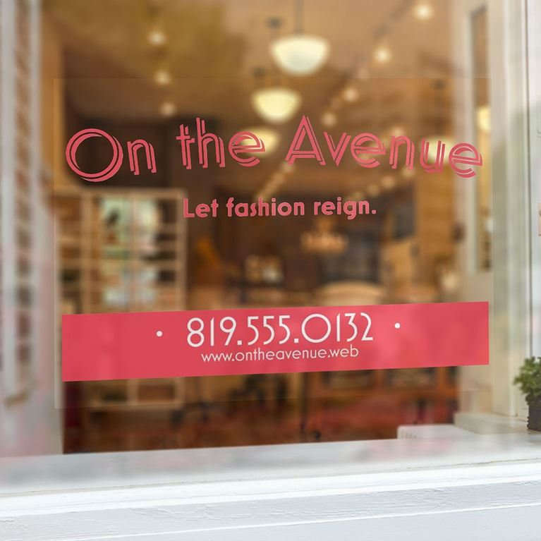 Custom Window Decals For Your Business Vistaprint - Window decals near me