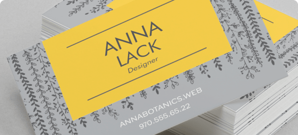 Premium Business Card designs
