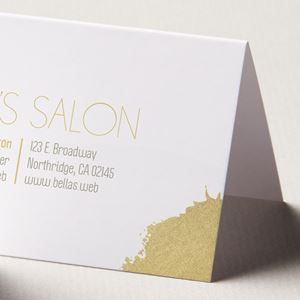 Business cards make your own custom cards vistaprint business card reheart Image collections