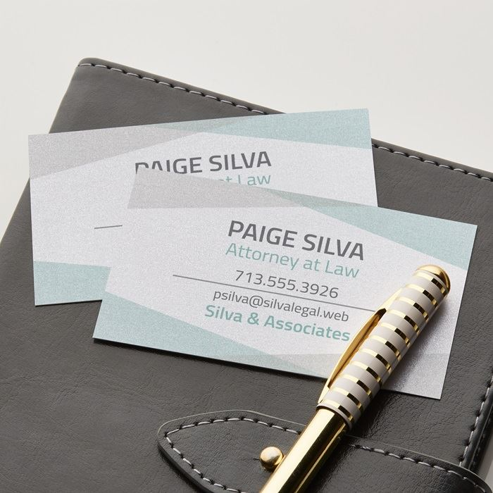 Pearl Business Cards, Pearl Paper Stock | Vistaprint
