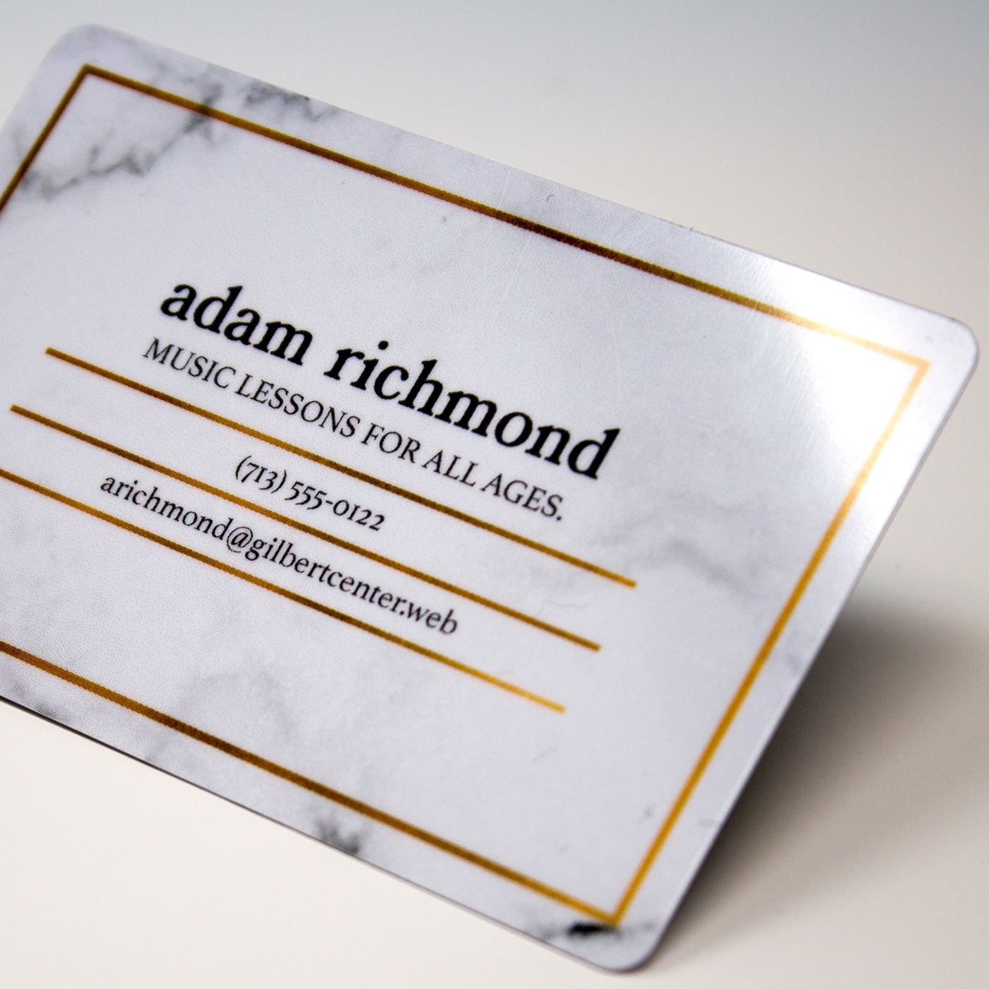 Plastic Business Cards Printing Vistaprint
