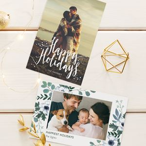 holiday cards - Pet Holiday Cards