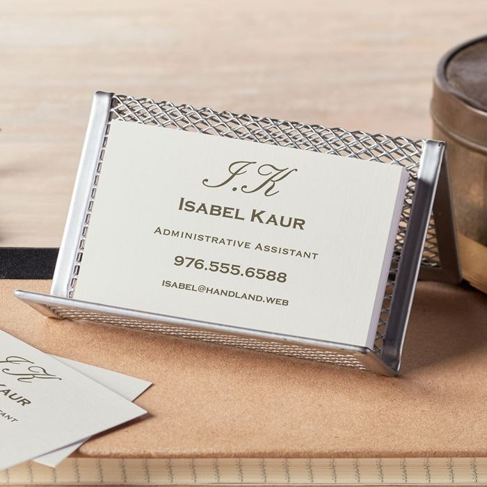 Personal Business Cards & Contact Cards | Vistaprint
