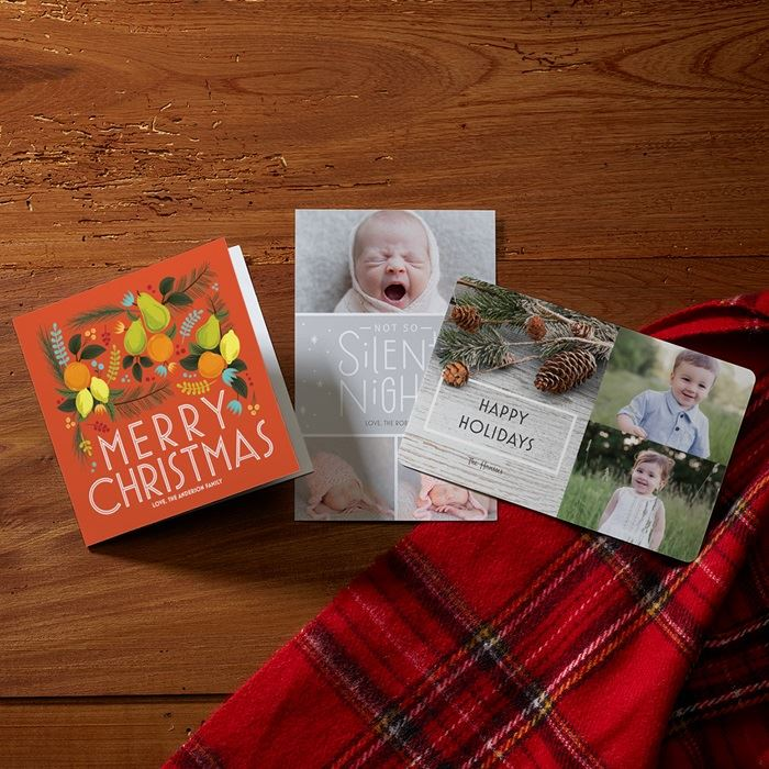 Christmas Cards, Personalized Holiday Cards
