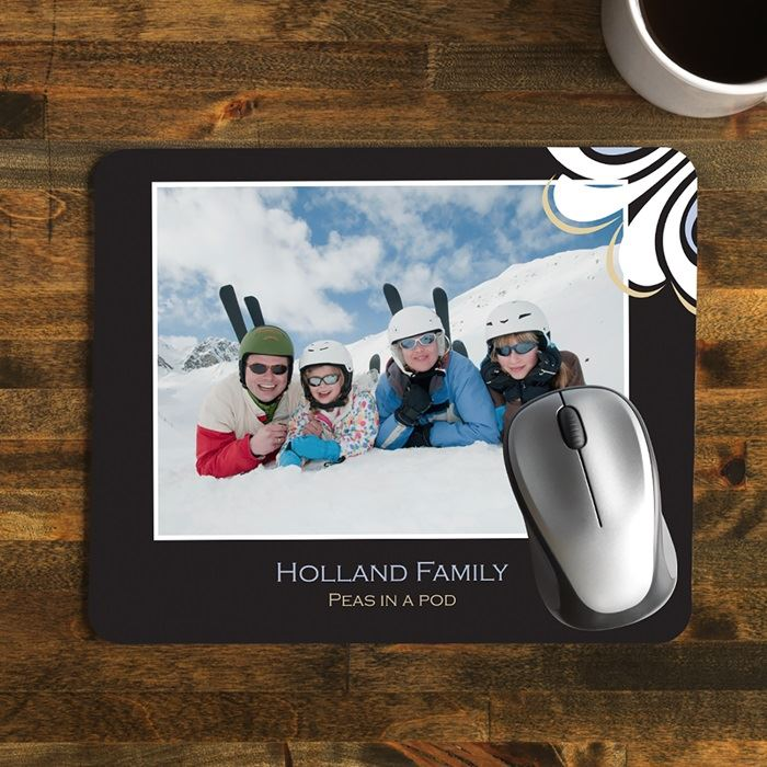 custom mouse pads personalized mouse pads vistaprint