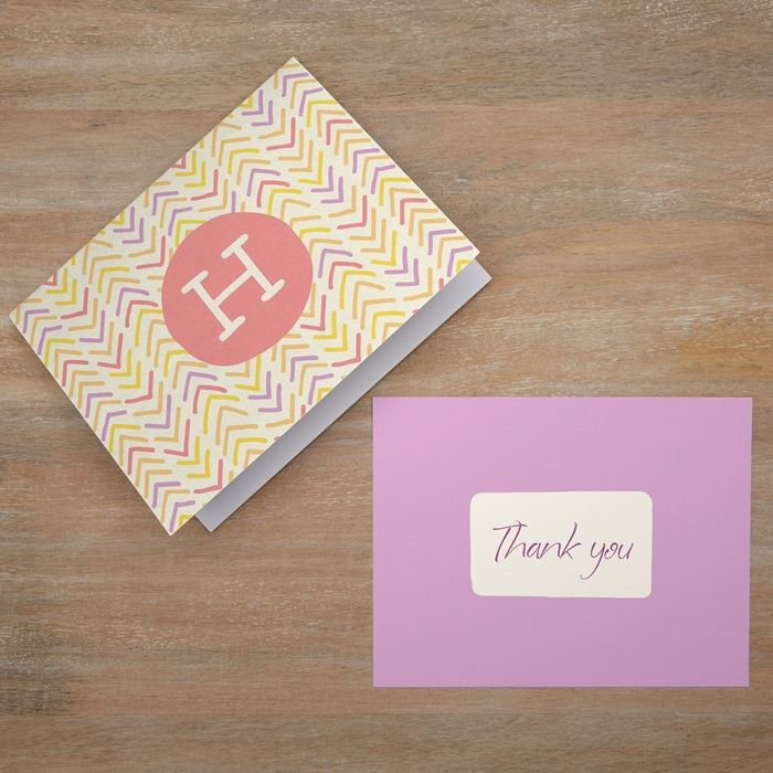 Personalized Note Cards, Custom Note Cards | Vistaprint