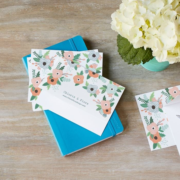 note cards - Custom Folded Note Cards