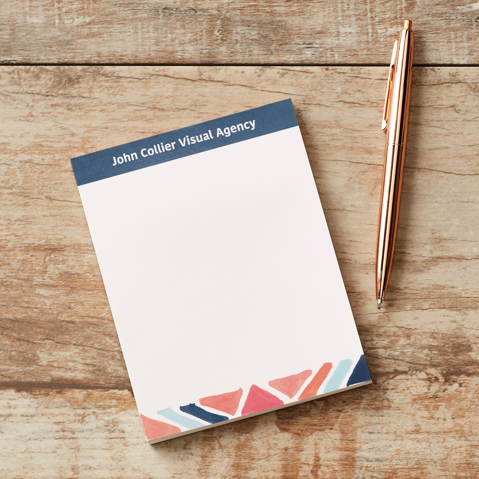 Custom Notepads Memo Pads Vistaprint