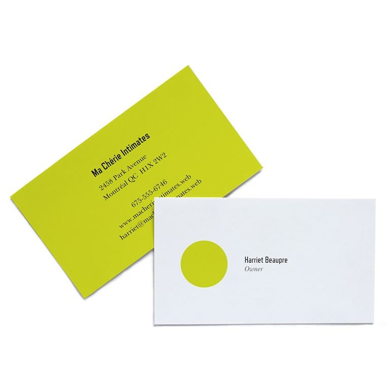 Uncoated business cards vistaprint for Vistaprint business card prices