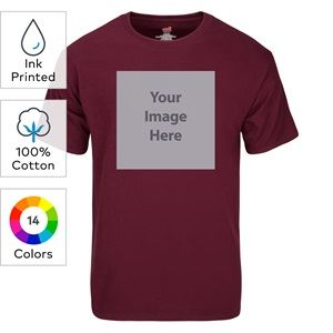Custom T-Shirts, T-Shirt Design and Printing | Vistaprint