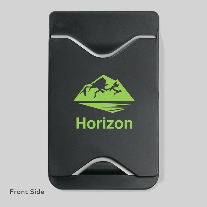 promo products - Custom Adhesive Cell Phone Card Holder