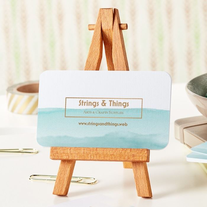 Rounded Corner Business Cards, Rounded Edge Cards | Vistaprint
