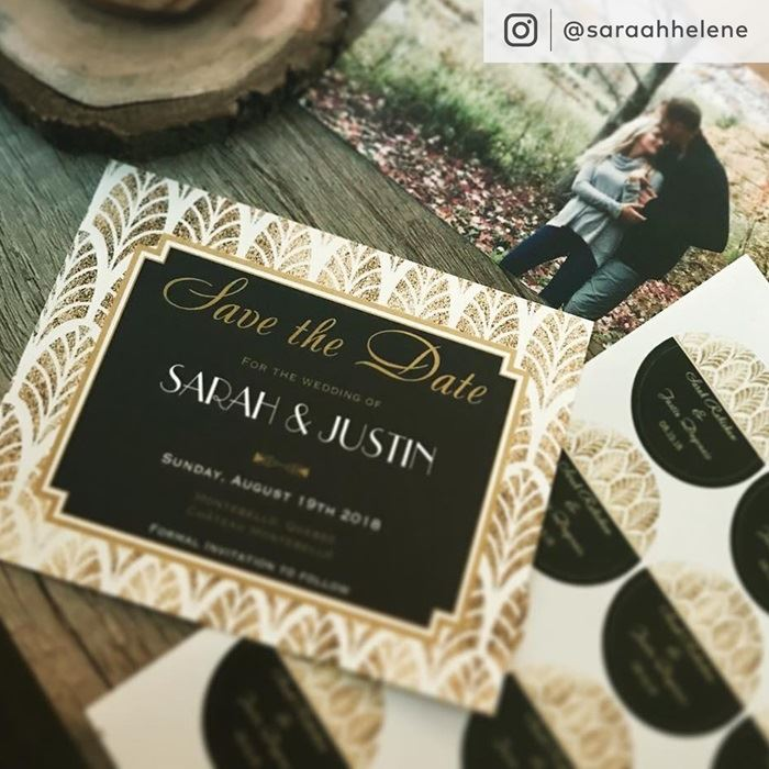 Save The Date Cards And Postcards Vistaprint