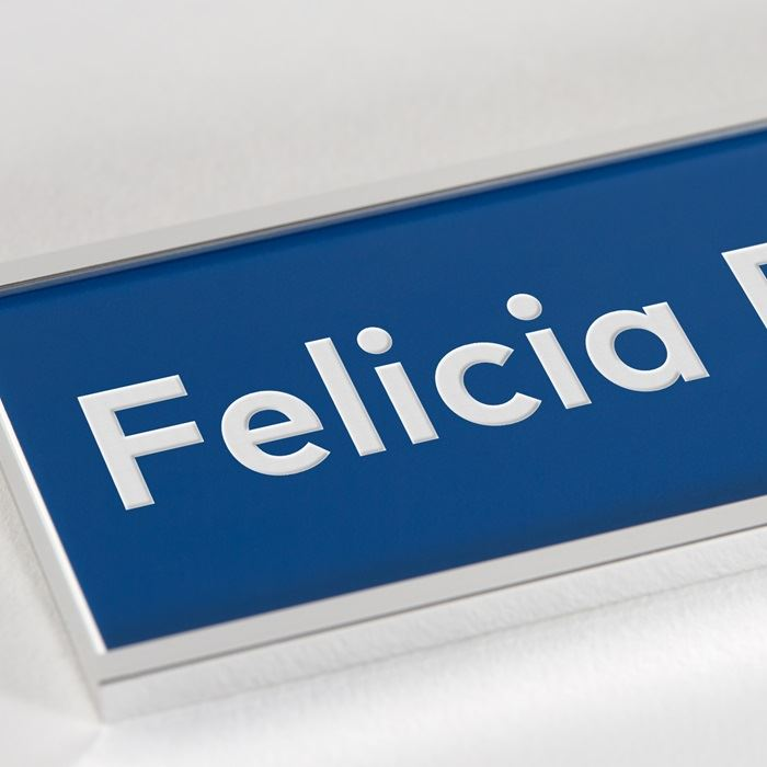 Desk Name Plates Custom Engraved Desk Plaques Vistaprint