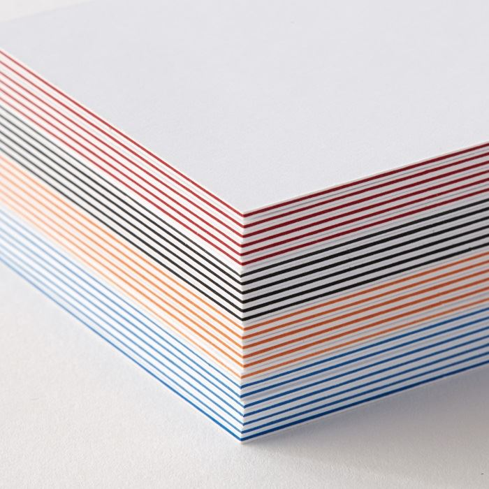 Colorfill business cards triple layered vistaprint colorfill business cards reheart Choice Image