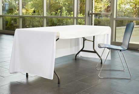 Custom Tablecloths Trade Show Table Covers Vistaprint - Conference table covers