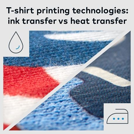 Custom t shirts t shirt design and printing vistaprint learn which printing is best for your t shirt project colourmoves