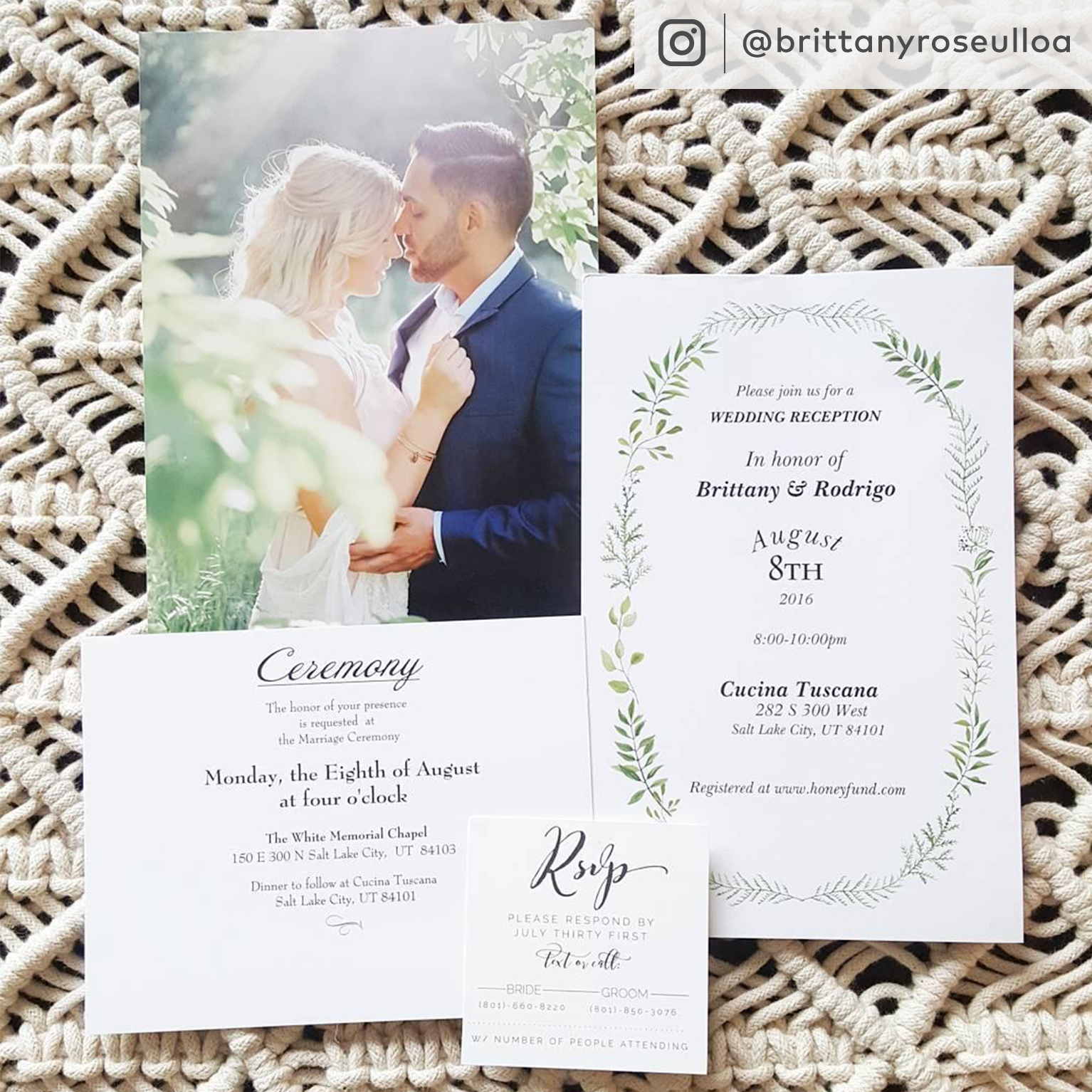 Custom Wedding Invitations Announcements in Canada Vistaprint