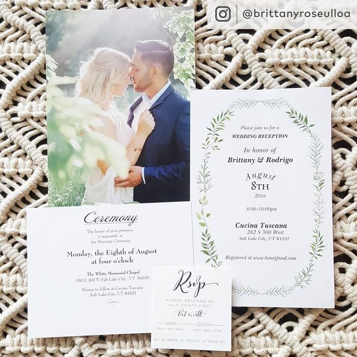 Custom Wedding Invitations Amp Announcements Vistaprint