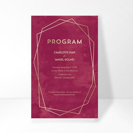 Wedding Invitations & Custom Wedding Stationery | Vistaprint