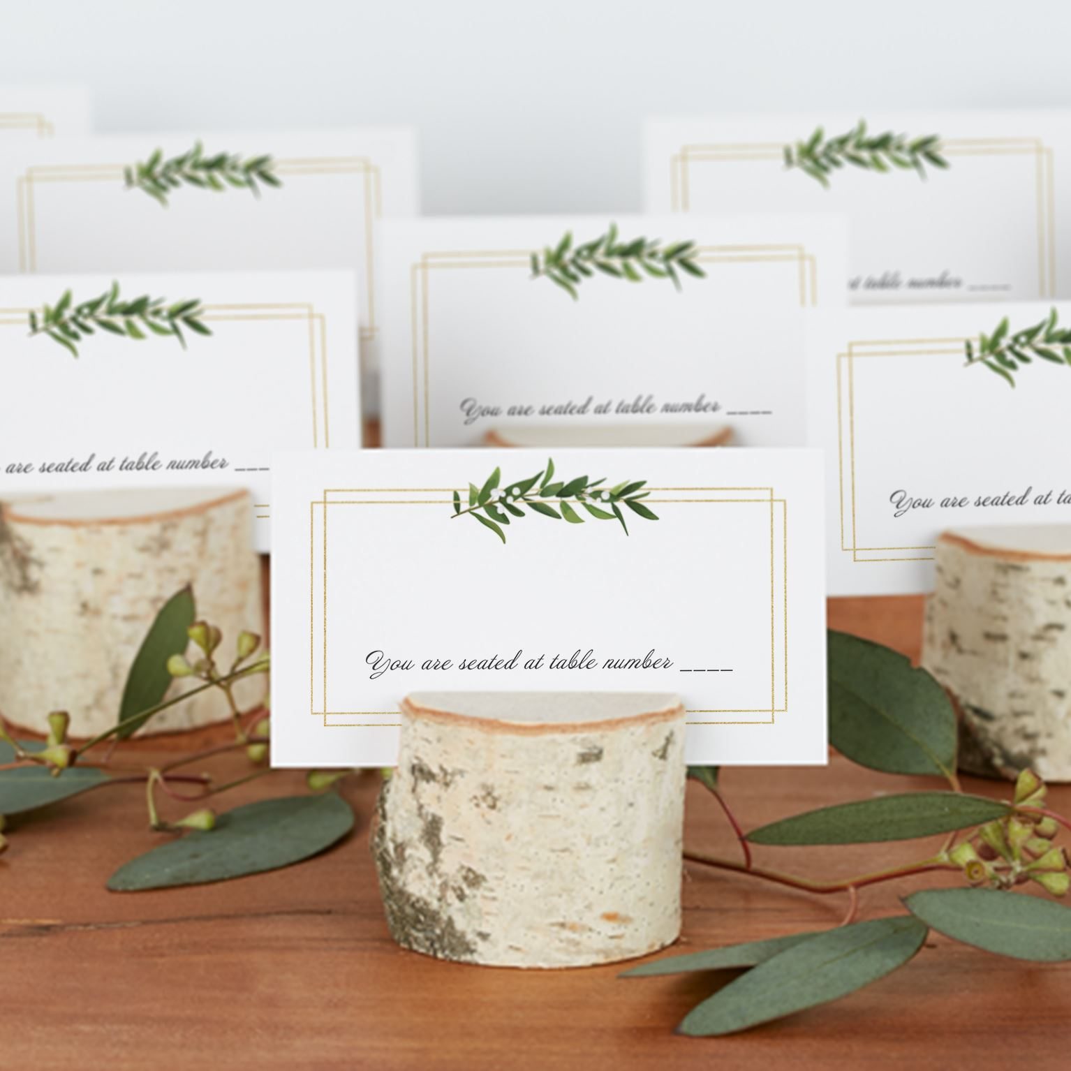 Wedding Seating Cards: Wedding Place Cards, Custom Place Cards