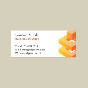 Slim Visiting Cards