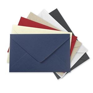 Colored envelopes