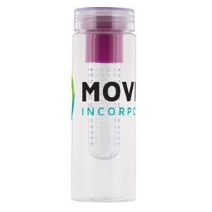 25 oz. Custom Infuser Water Bottles