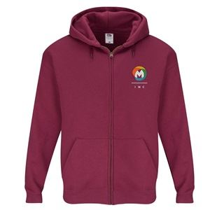 Fruit of the Loom Classic Zip Up Hoodie