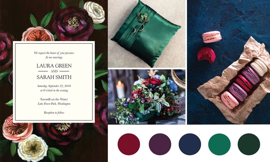 Which 2018 wedding trend best reflects your style