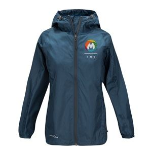 Eddie Bauer® Ladies Packable Wind Jackets